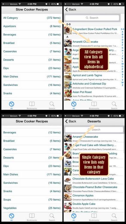 400 Slow Cooker Recipes screenshot-3