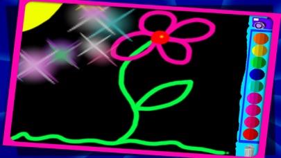 点击获取Paint Glow - Neon hand glowing colors draw