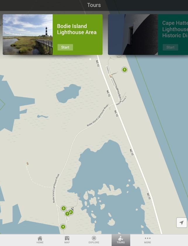 NPS Cape Hatteras National Seashore on