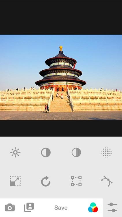 Analog Camera Shanghai - Analog Film Effects for Instagram screenshot-4