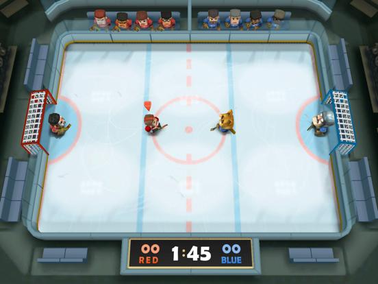 Ice Rage на iPad