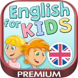 English learning for kids Vocabulary and Games - Premium