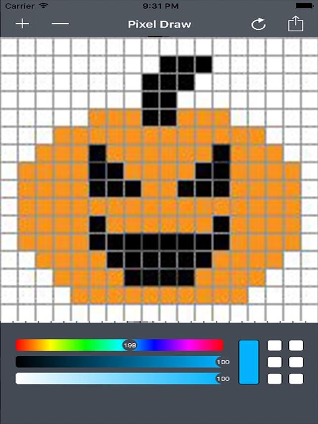 Pixel Art Maker - Draw in Pixels & 8 Bit Graphics on the App Store