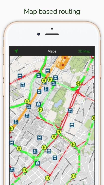 A+ Stuttgart Journey Planner Premium screenshot-4