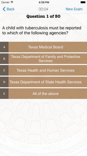 Texas Med Jurisprudence Exam