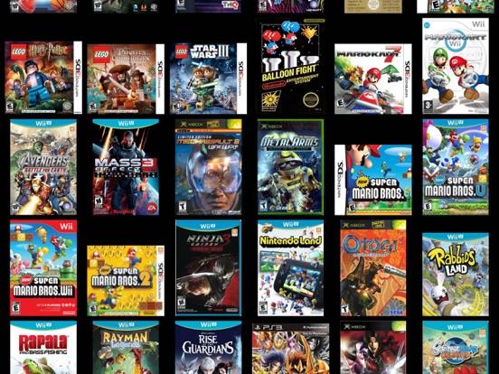 Video Games Manager for iPad - AppRecs