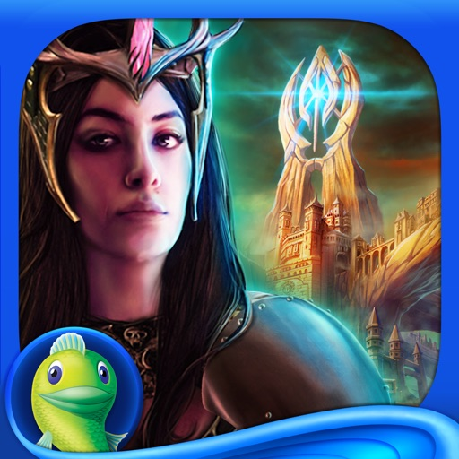 Dark Realm: Queen of Flames - A Mystical Hidden Object Adventure (Full) icon