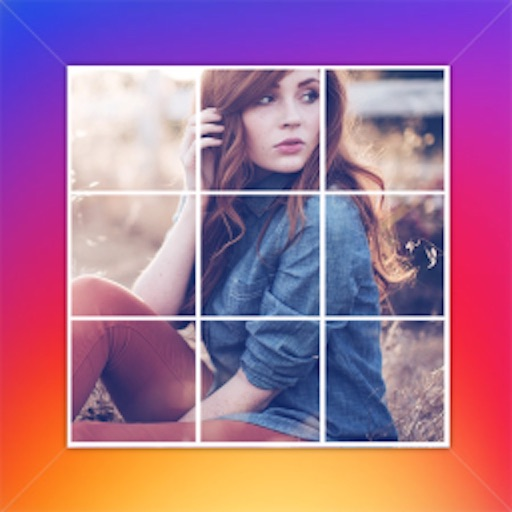 Split Photo for Instagram -InstaSize Grid Photos