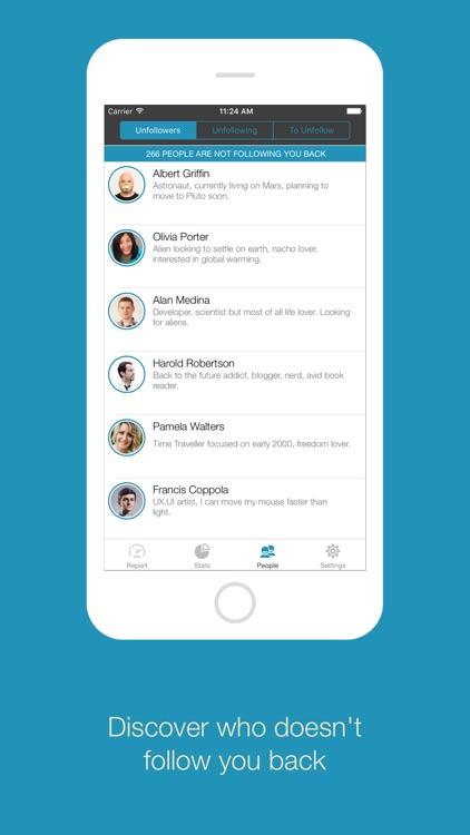 Merlo for Twitter - Personal reports & statistics screenshot-3