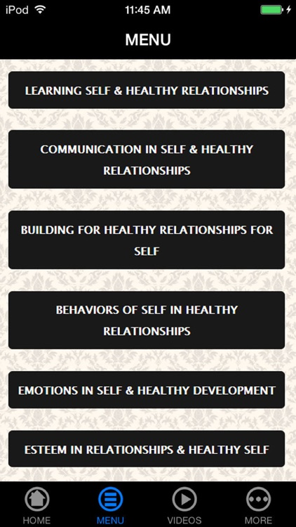 9 Helpful Hints to Healthy Self-Concept Relationship screenshot-4