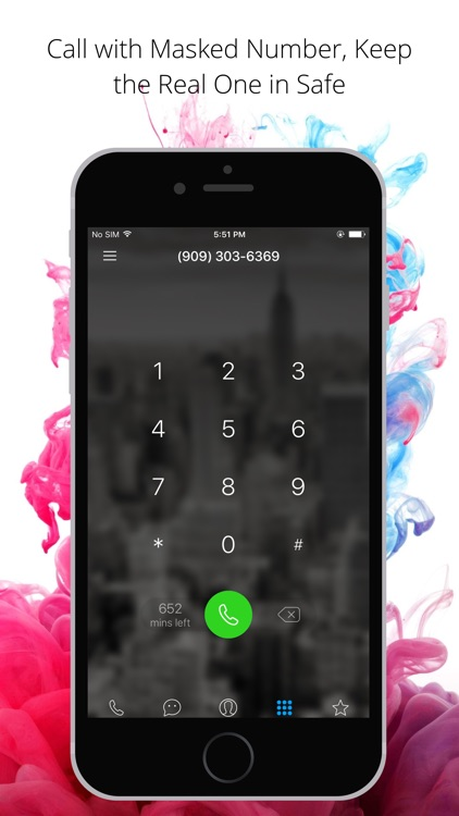 2Call - Second Phone Number for Texting & Calling app image