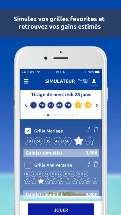 Euro Millions - My Million (officiel) en ligne screenshot-4