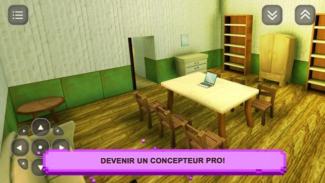 design maison de rve sim craft jeu dcoration dans lapp store - Jeux De Maison A Construire Et A Decorer