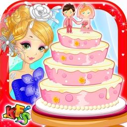 Wedding Cake Chef- Party food cooking & baking fun