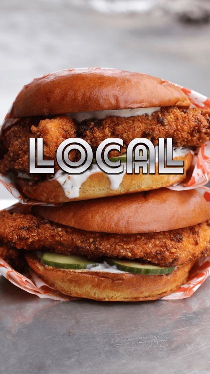 Local - Curated Food and Drink Recommendations