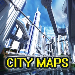 Best City Maps Pro for Minecraft PE Pocket Edition on the App Store