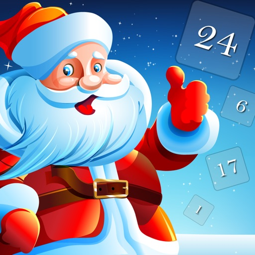 Advent calendar - 24 Doors, 24 Christmas Surprises