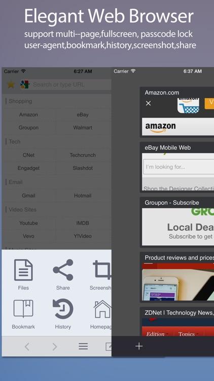 Sync Browser  - Sync for IE,Firefox,Safari,Chrome screenshot-3