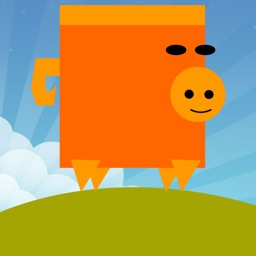 Running Pig Evolution - Help Piggy Go Farm