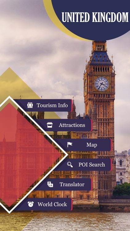Tourism United Kingdom