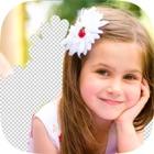 照片背景橡皮擦 - 切片贴 icon