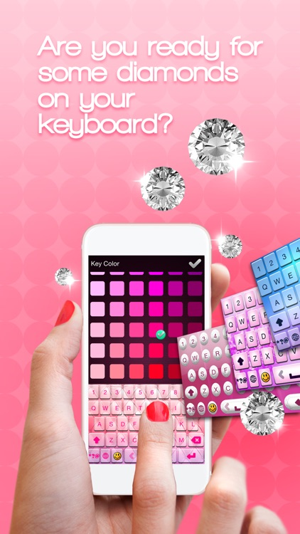 Pink Keyboard Themes: Pimp My Keyboards For iPhone
