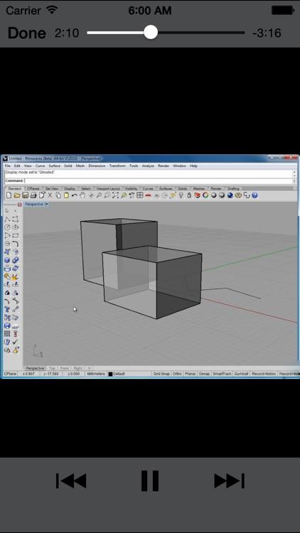 LearnFor Rhino3D screenshot-4