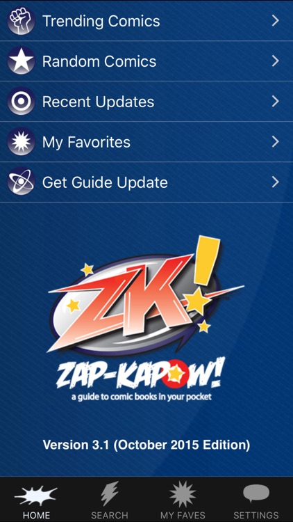 Zap-Kapow! The Comic Book Price Guide screenshot-4