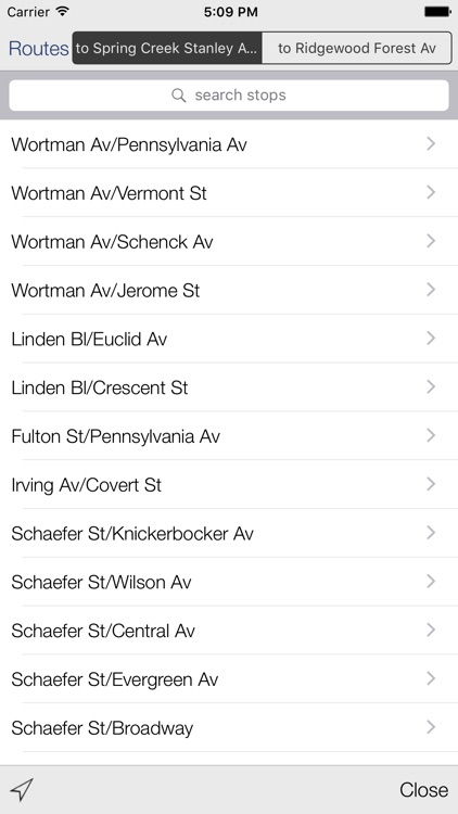 Transit Stop: NYC Bus Tracker screenshot-3