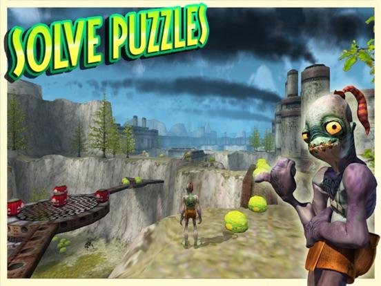 Oddworld: Munch's Oddysee для iPad
