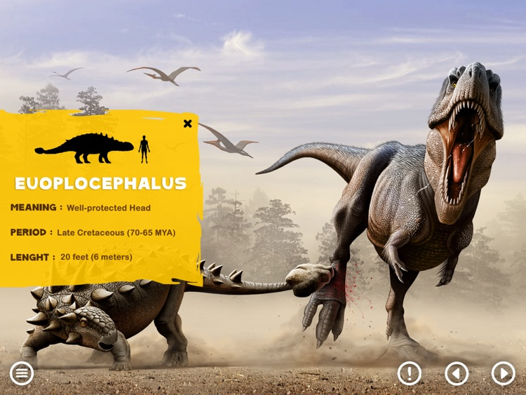 World of Dinosaurs : KIDS screenshot-3