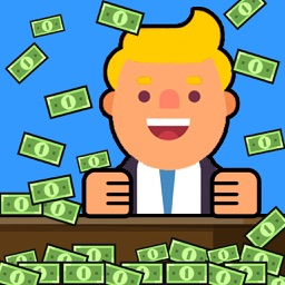 Trump Cash! Idle Clicker Billionaire