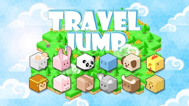 Travel Jump Screenshot
