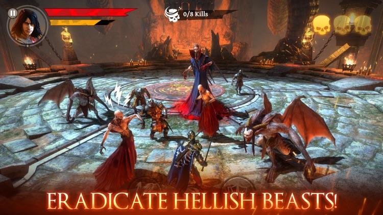 Iron Blade: Medieval Legends RPG screenshot-3