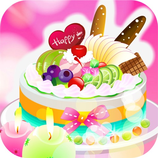 счастливы торт мастер HD