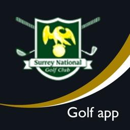 Surrey National Golf Club - Buggy
