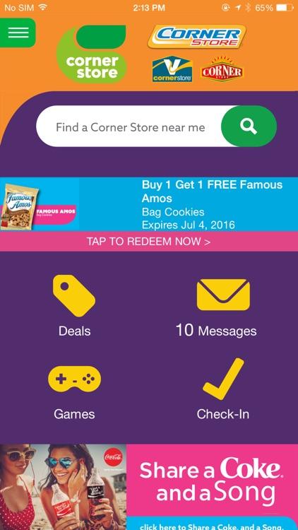 Corner Store Deals