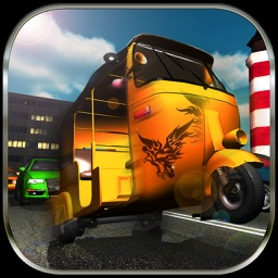 Chennai Auto Traffic Racer 2