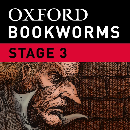 A Christmas Carol: Oxford Bookworms Stage 3 Reader (for iPad)