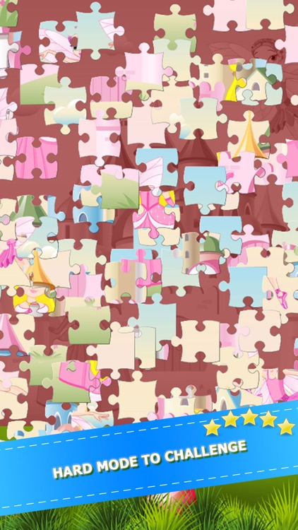 My little Horse Pony Jigsaw Puzzles Game for Girls screenshot-3