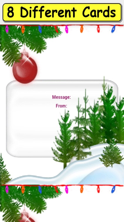 Christmas Cards for iPhone screenshot-3