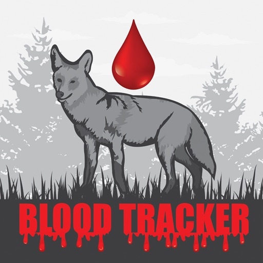 Coyote Hunting Blood Tracker - Coyote Hunting App