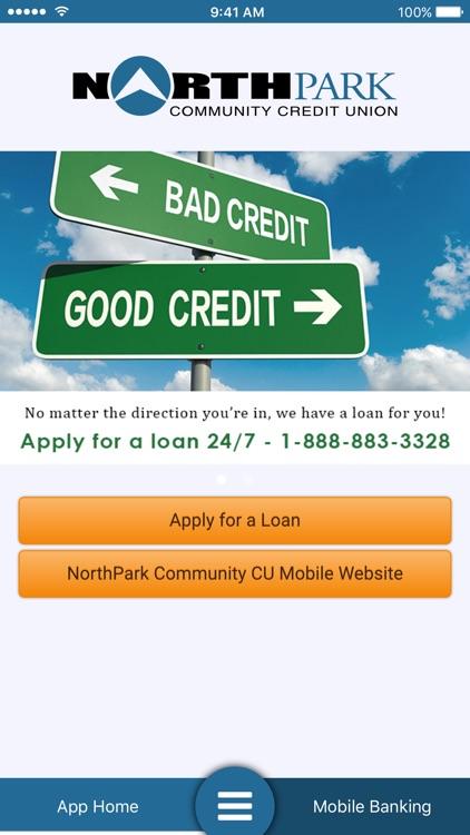 Northpark community credit union zionsville