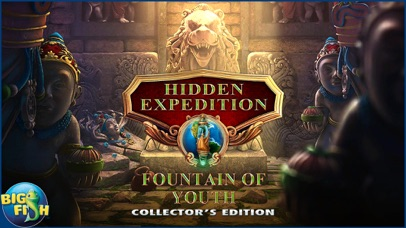 Hidden Expedition: The Fountain of Youth screenshot 5