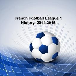 French Football History 2014-2015