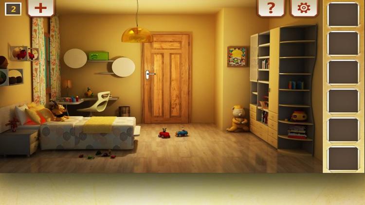 密室逃脱经典合集:逃出公寓房间系列3 - 史上最难的益智游戏 screenshot-4