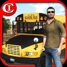 Activities of Crazy School Bus Driver 3D HD