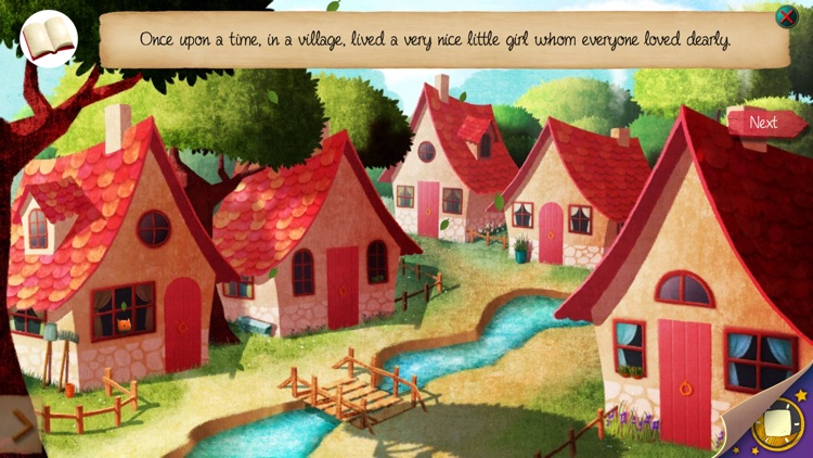 Little Red Riding Hood : ShinyTales screenshot-1