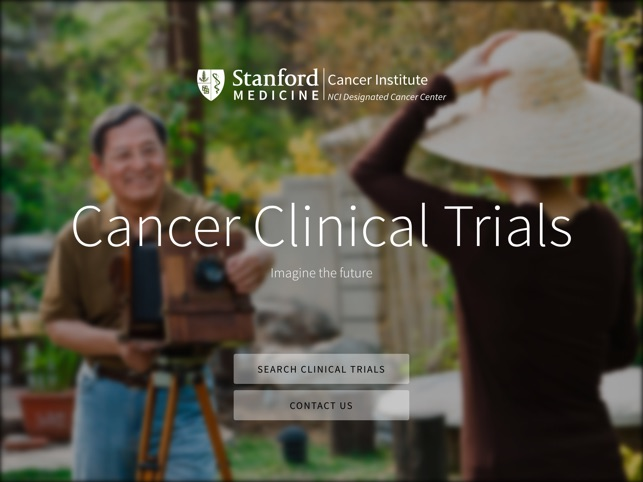 SCI Cancer Clinical Trials on the App Store