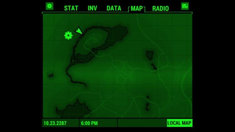 Fallout Pip-Boy screenshot-3